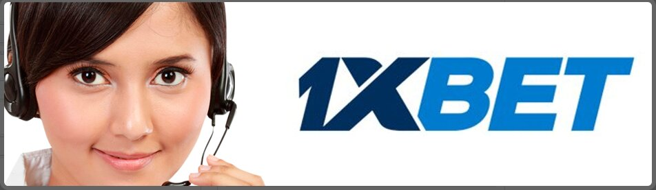 1xBet app interface and customer support service